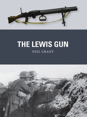 cover image of The Lewis Gun
