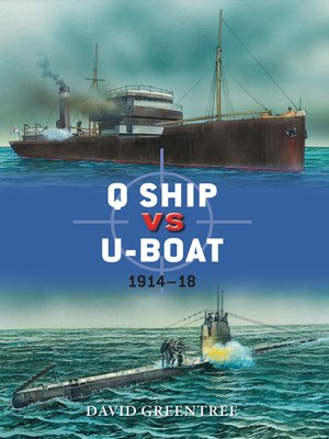 cover image of Q Ship vs U-Boat