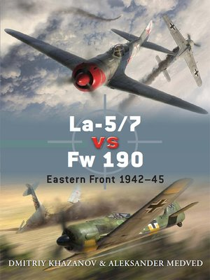 cover image of La-5/7 vs Fw 190