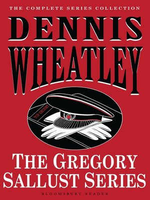 cover image of The Gregory Sallust Series