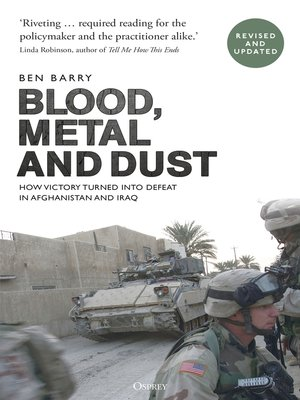 cover image of Blood, Metal and Dust