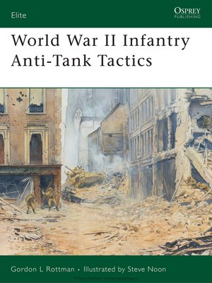 cover image of World War II Infantry Anti-Tank Tactics