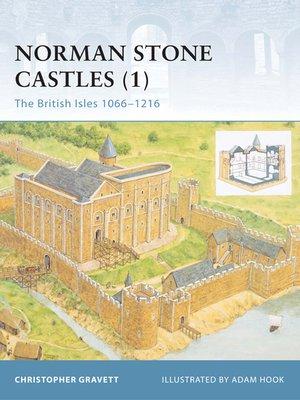 cover image of Norman Stone Castles (1)