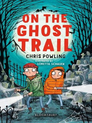 cover image of On the Ghost Trail