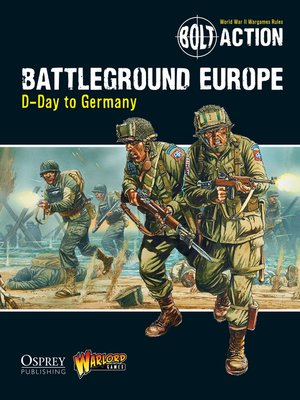 cover image of Battleground Europe: D-Day to Germany