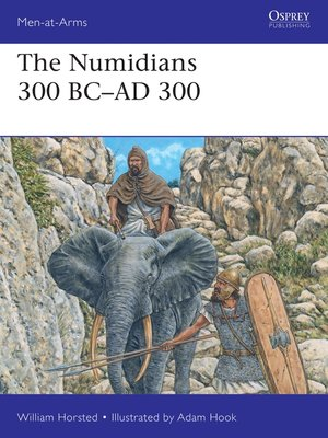 cover image of The Numidians 300 BC–AD 300