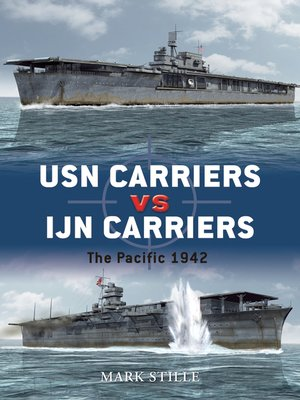 cover image of USN Carriers vs IJN Carriers