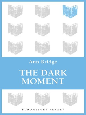 cover image of The Dark Moment