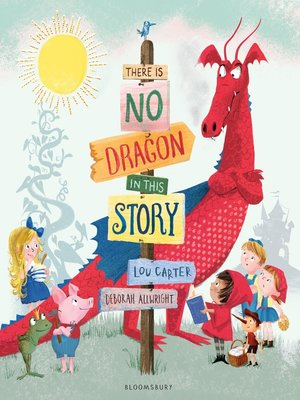 cover image of There Is No Dragon In This Story