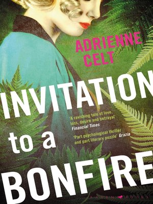 cover image of Invitation to a Bonfire