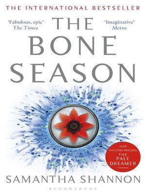 cover image of The Bone Season