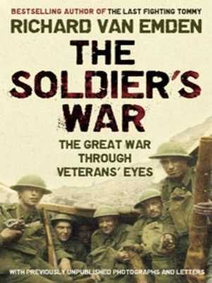 cover image of The Soldier's War