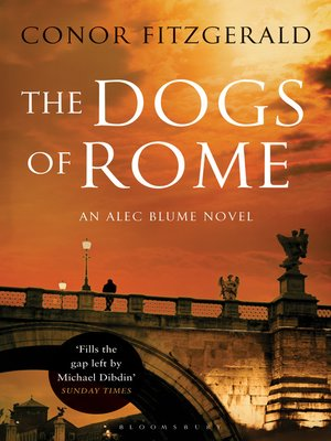 cover image of The Dogs of Rome
