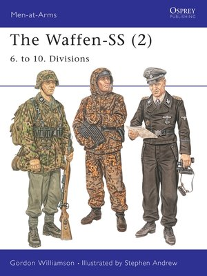 cover image of The Waffen-SS (2)