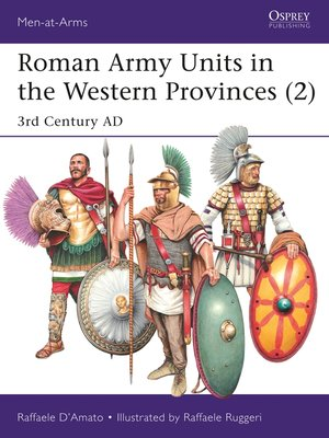 cover image of Roman Army Units in the Western Provinces, Volume 2
