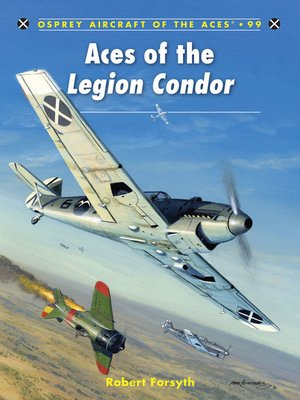 cover image of Aces of the Legion Condor