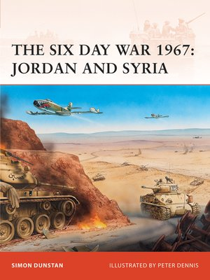 cover image of The Six Day War 1967
