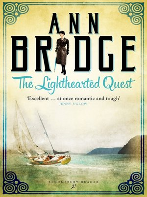cover image of The Lighthearted Quest