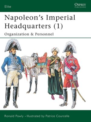 cover image of Napoleon's Imperial Headquarters (1)