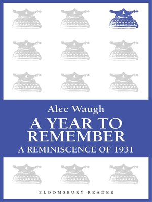 cover image of A Year to Remember