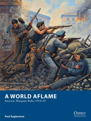 cover image of A World Aflame