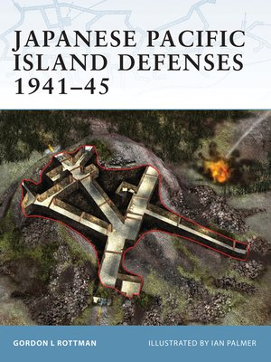 cover image of Japanese Pacific Island Defenses 1941-45