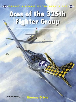 cover image of Aces of the 325th Fighter Group