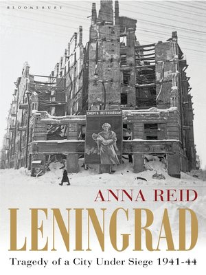 cover image of Leningrad