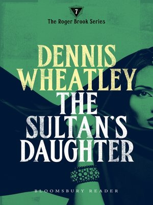 cover image of The Sultan's Daughter