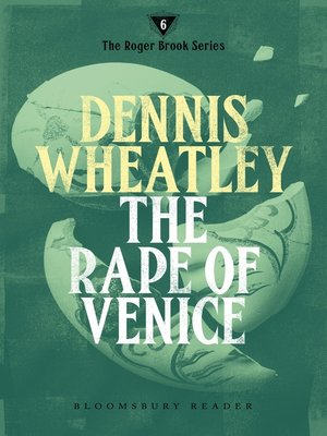 cover image of The Rape of Venice
