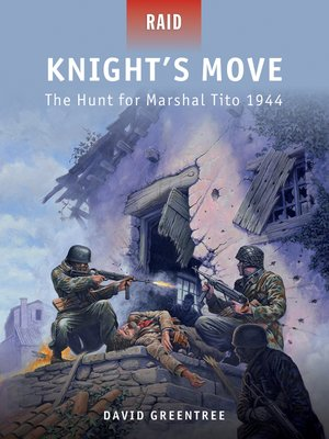 cover image of Knight's Move