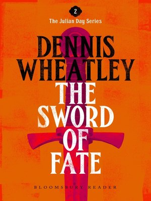 cover image of The Sword of Fate