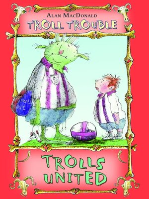 cover image of Trolls United!