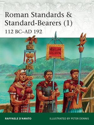 cover image of Roman Standards & Standard-Bearers (1)