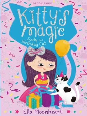 cover image of Kitty's Magic 6