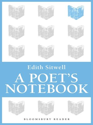 cover image of A Poet's Notebook