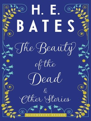 cover image of The Beauty of the Dead and Other Stories