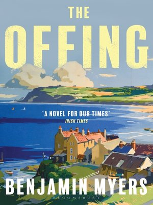 cover image of The Offing