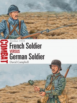 cover image of French Soldier vs German Soldier