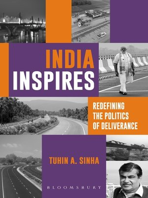 cover image of India Inspires