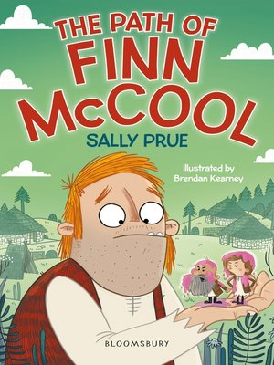 cover image of The Path of Finn McCool