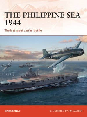 cover image of The Philippine Sea 1944