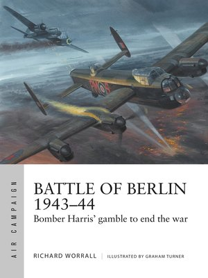 cover image of Battle of Berlin 1943–44