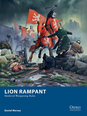 cover image of Lion Rampant