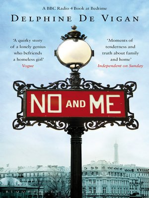 cover image of No and Me