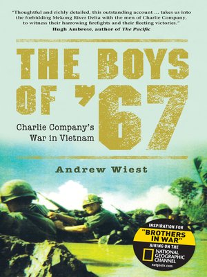 cover image of The Boys of '67