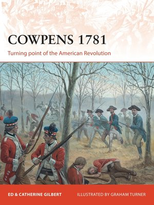 cover image of Cowpens 1781
