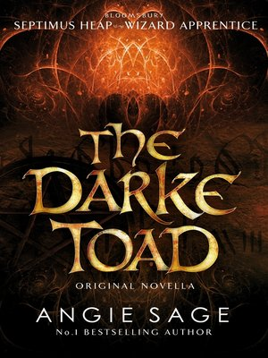 cover image of The Darke Toad