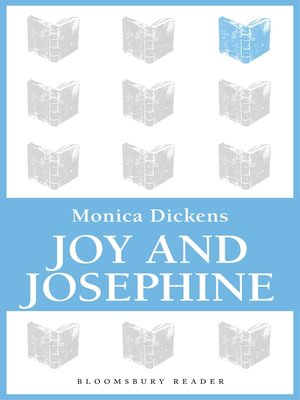 cover image of Joy and Josephine