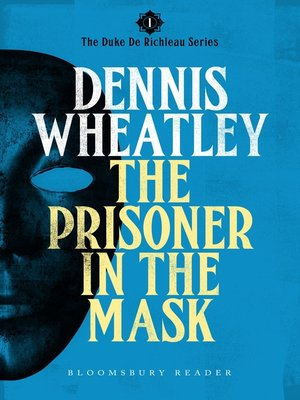 cover image of The Prisoner in the Mask